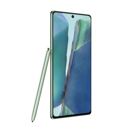 Samsung Galaxy Note20 Mistinė žalia spalva