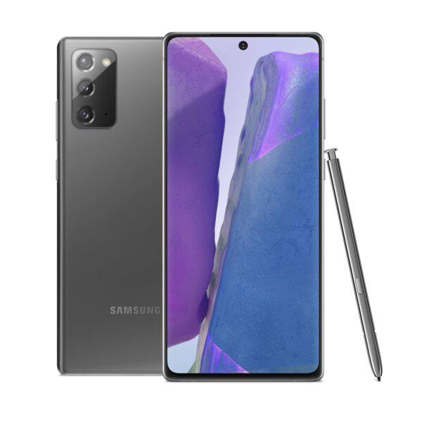 Samsung Galaxy Note20 Mistinė Pilka spalva