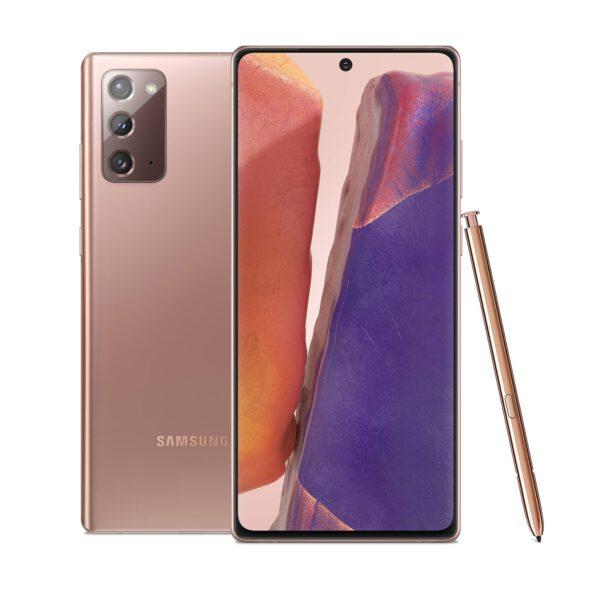Samsung Galaxy Note20 Mistinė ronzinė spalva