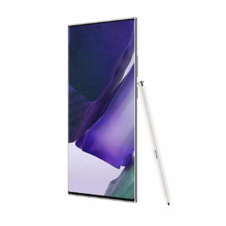 Samsung Galaxy Note20 Ultra 5G (256GB) Mistinė balta spalva Egnetas.LT