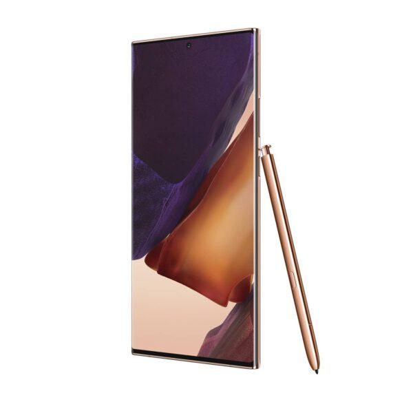 Samsung Galaxy Note20 Ultra 5G Mistinė bronzinė spalva