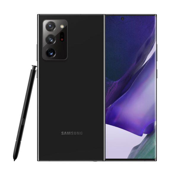 Samsung Galaxy Note20 Ultra 5G Mistinė juoda spalva