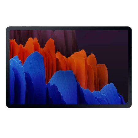 Samsung Galaxy Tab S7 plius 5G mistinė juoda spalva