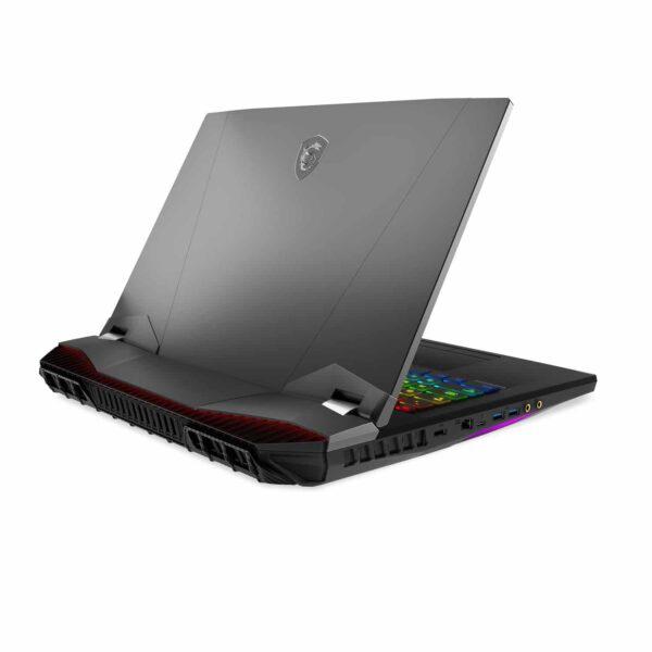 MSI GT76 Titan DT 10SFS ekstremaliausias nešiojamasis kompiuteris