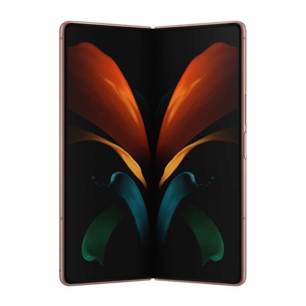 Samsung Galaxy Z Fold2, mistinė bronzinė spalva