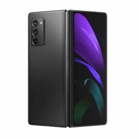 Samsung Galaxy Z Fold2, mistinė juoda spalva
