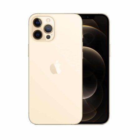 Apple iPhone 12 Pro MAX auksine spalva išmanusis telefonas