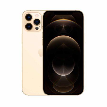 Apple iPhone 12 Pro MAX auksine spalva išmanusis telefonas Egnetas.LT
