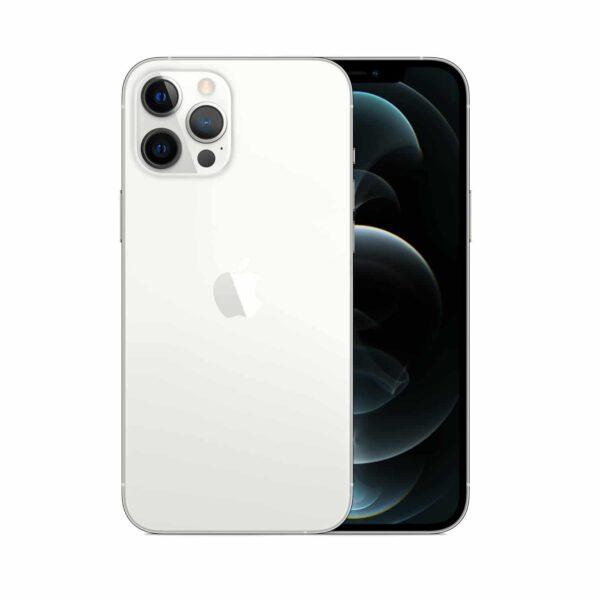 Apple iPhone 12 Pro MAX sidabrine spalva išmanusis telefonas