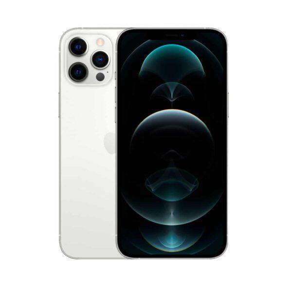 Apple iPhone 12 Pro MAX sidabrine spalva išmanusis telefonas Egnetas.LT