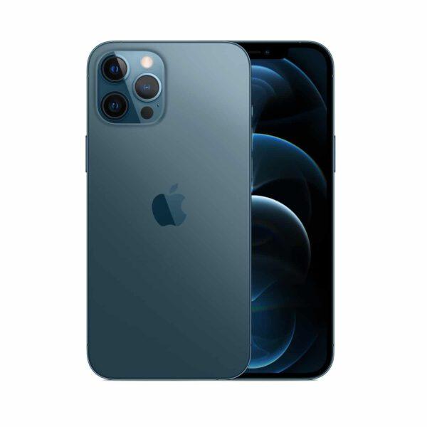 Apple iPhone 12 Pro MAX vandenyno spalva išmanusis telefonas