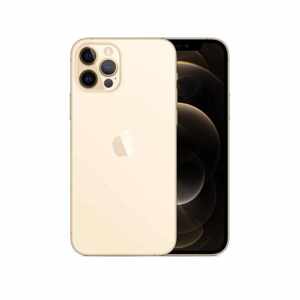 Apple iPhone 12 Pro auksinė spalva išmanusis telefonas