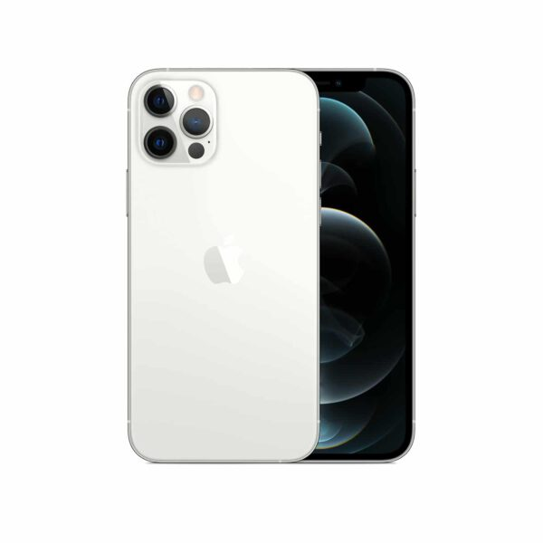 Apple iPhone 12 Pro 128GB sidabrine spalva išmanusis telefonas
