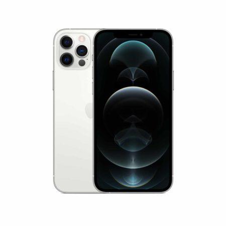 Apple iPhone 12 Pro 128GB sidabrine spalva išmanusis telefonas Egnetas.LT
