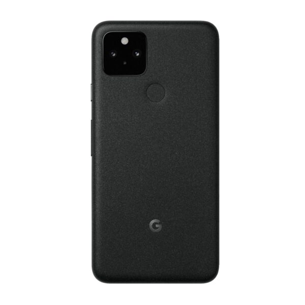Google Pixel 5 (128GB, Just Black) išmanusis telefonas Egnetas.LT