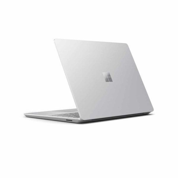 Microsoft Surface Laptop Go 12.4 colio platinum nešiojamas kompiuteris