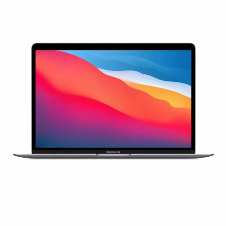 Apple MacBook Air M1 Late 2020 Space Gray nešiojamas kompiuteris