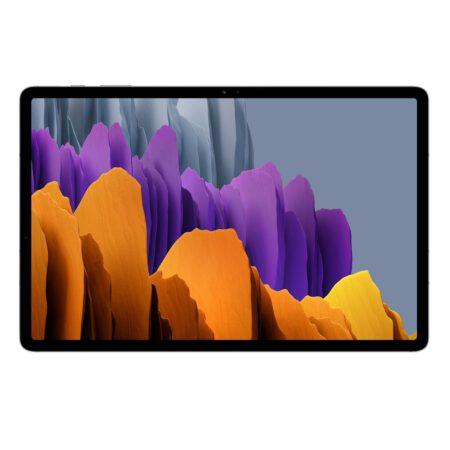 Samsung Galaxy Tab S7+ 12.4 5G Mistinė sidabrinė spalva