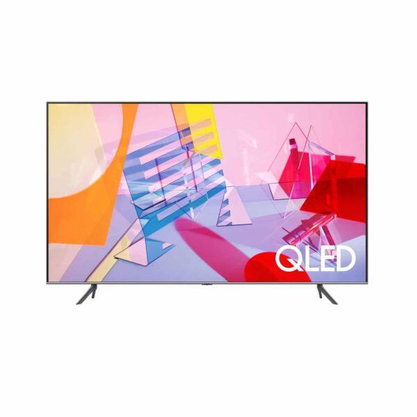 Samsung QLED 4K 2020 metų Q65TAU Smart televizorius