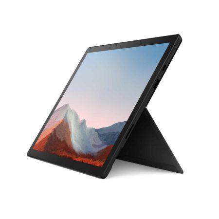 Microsoft Surface Pro 7+ matte black komercinis kompiuteris