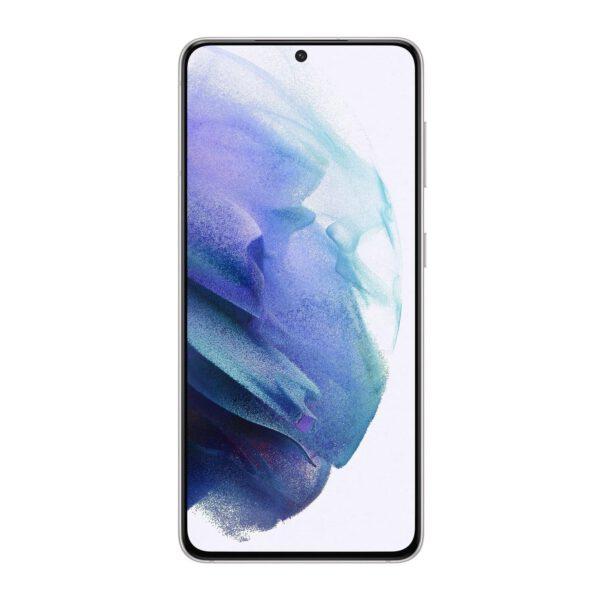 Samsung Galaxy S21 5G fantomo balta spalva