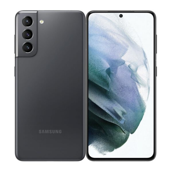 Samsung Galaxy S21 5G fantomo pilka spalva