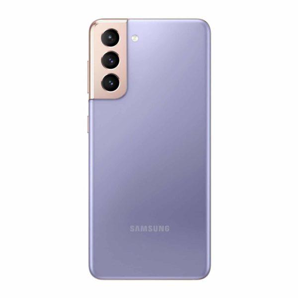 Samsung Galaxy S21 5G fantomo violetinė spalva