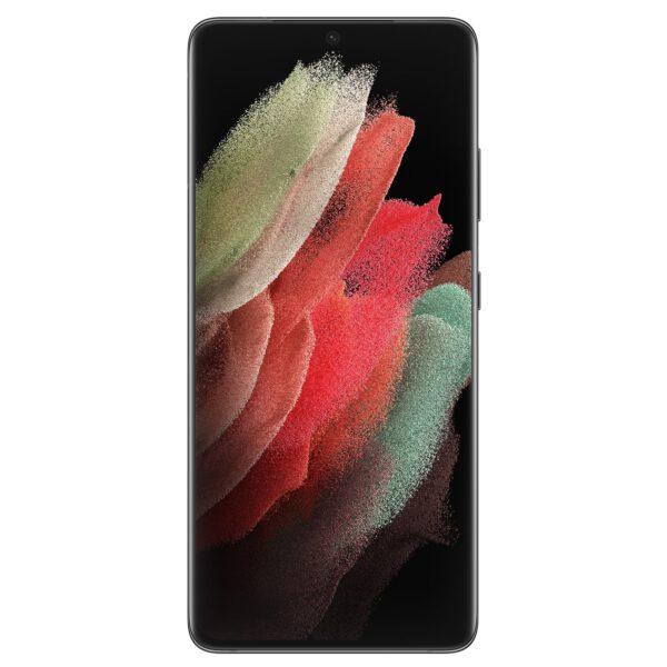 Samsung Galaxy S21 Ultra 5G fantomo juoda spalva