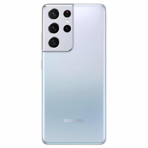 Samsung Galaxy S21 Ultra 5G fantomo sidabrinė spalva