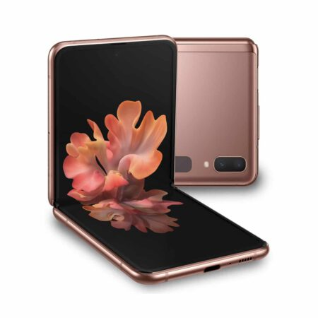 Samsung Galaxy Z Flip 5G Mistinė bronzine spalva