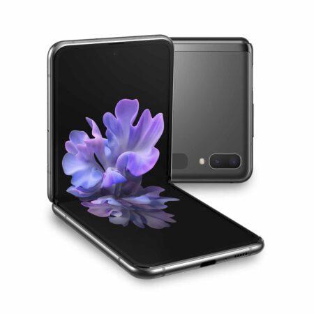 Samsung Galaxy Z Flip 5G Mistinė pilka spalva