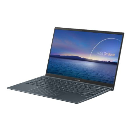 ASUS ZenBook 14 UX425JA Pilka pušis nešiojamasis kompiuteris