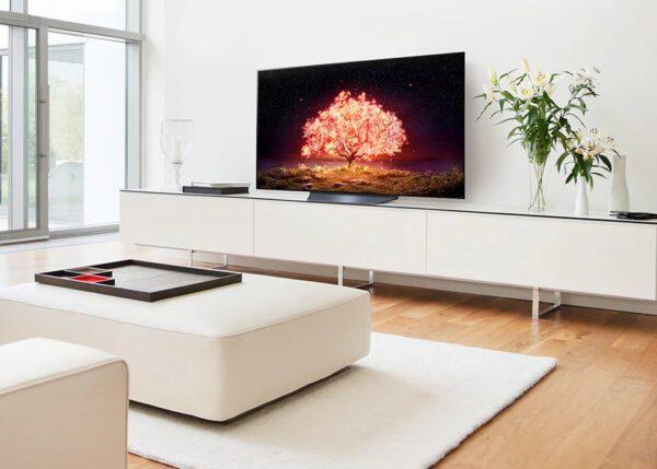 LG OLED B13LA OLED 4K 2021 metų televizorius