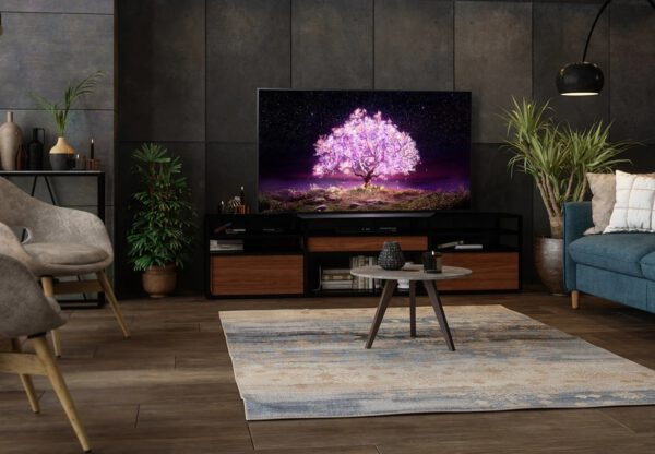 LG OLED C12LA OLED 4K 2021 metu televizorius