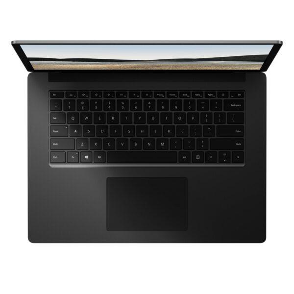 Microsoft Surface Laptop 4 15 Matte Black metal nešiojamas kompiuteris