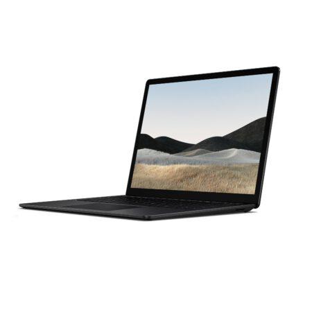 Microsoft Surface Laptop 4 Matte Black metal nešiojamas kompiuteris