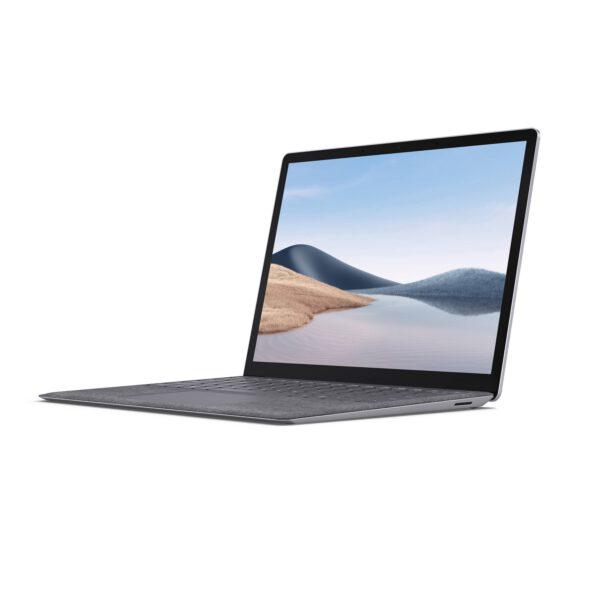 Microsoft Surface Laptop 4 Platinum Alcantara nešiojamas kompiuteris