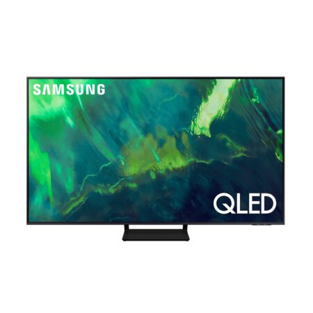 Samsung QLED 4K 2021 metų Q70A Smart televizorius
