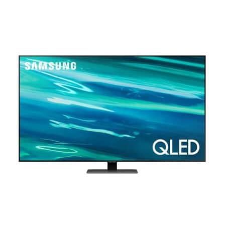 Samsung QLED 4K 2021 metų Q80A Smart televizorius