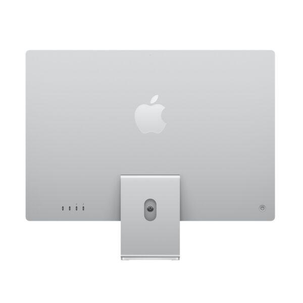 Apple iMac 24 M1 2021 Silver viskas viename kompiuteris