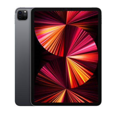 Apple iPad Pro 11 M1 2021 Space Gray planšetinis kompiuteris