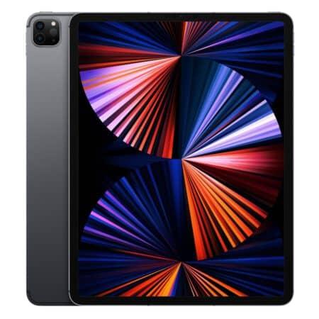 Apple iPad Pro 12.9 M1 2021 Space Gray planšetinis kompiuteris