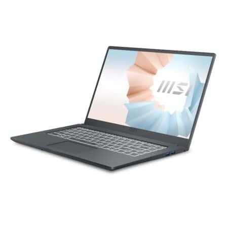 MSI Modern 15 A11 modernus nešiojamasis kompiuteris