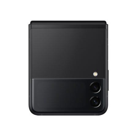 Samsung Galaxy Z Flip3 5G fantomo juoda spalva ir kompaktiškumas