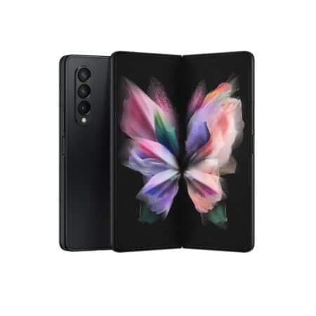 Samsung Galaxy Z Fold3 5G fantomo juoda spalva