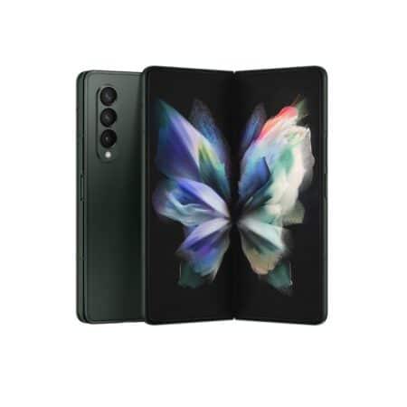 Samsung Galaxy Z Fold3 5G fantomo žalia spalva