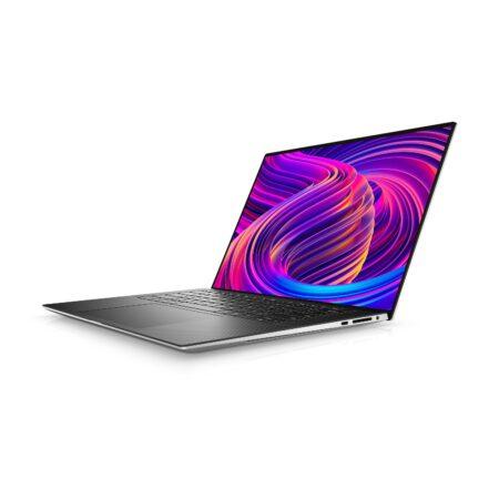 Dell XPS 15 9510 Platinum Silver multimedijos nešiojamasis kompiuteris