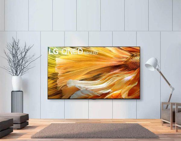 LG QNED913PA QNED 8K televizorius vizualiai