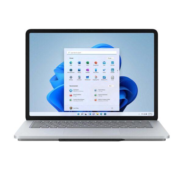 Microsoft Surface Laptop Studio 14.4 coliu itin lankstus kompiuteris