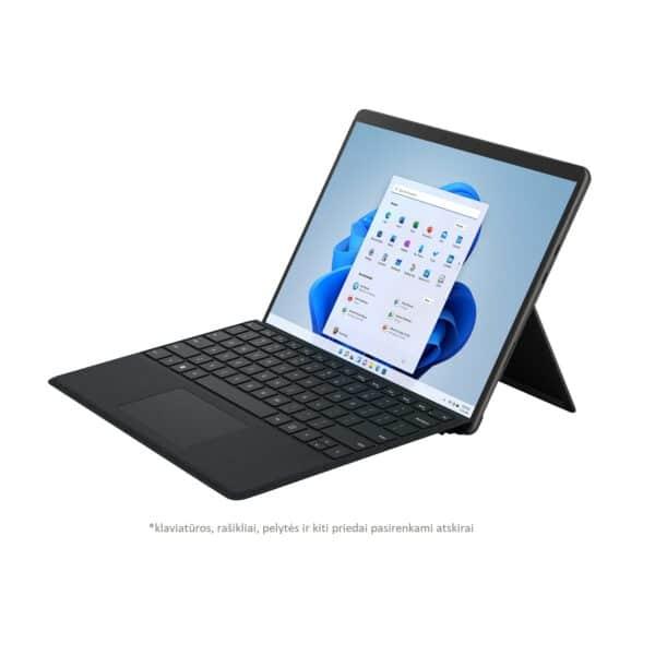 Microsoft Surface Pro 8 Graphite planšetinis kompiuteris